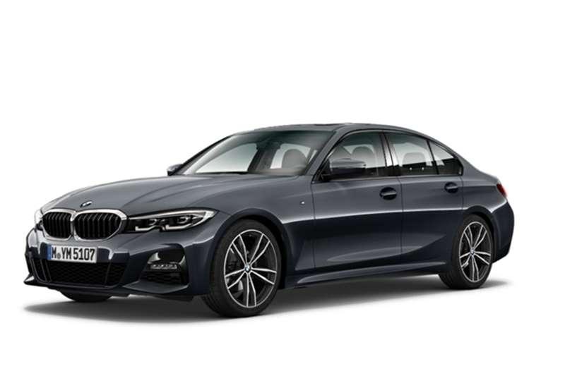 BMW 3 Series Sedan 320D M SPORT LAUNCH EDITION A/T (G20) 2019