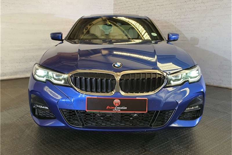 Used 2019 BMW 3 Series Sedan 320D M SPORT LAUNCH EDITION A/T (G20)