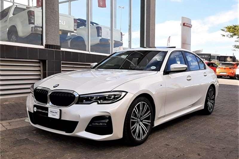 Used 2019 BMW 3 Series Sedan 320D M SPORT LAUNCH EDITION A/T (G20)