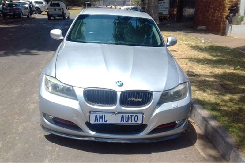 BMW 3 Series Sedan 320d manual 2013