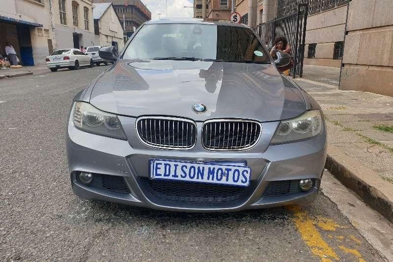 BMW 3 Series Sedan 320D SPORT LINE A/T (G20) 2010