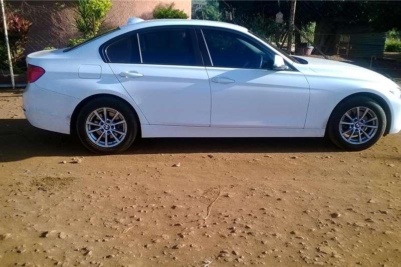 BMW 3 Series Sedan 320D SPORT LINE A/T (G20) 2012