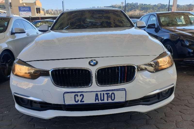 2017 BMW 3 Series sedan 320D SPORT LINE A/T (G20)