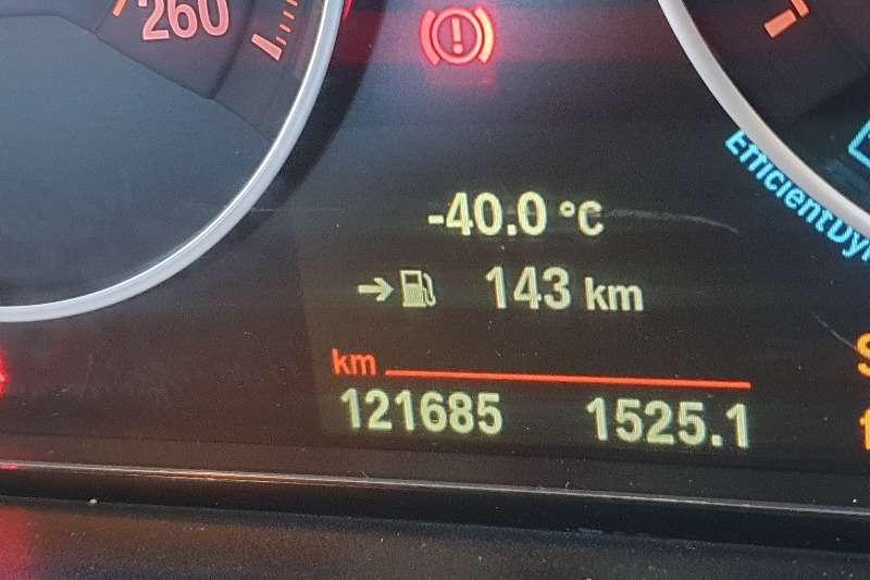 Used 2017 BMW 3 Series Sedan 320D SPORT LINE A/T (G20)