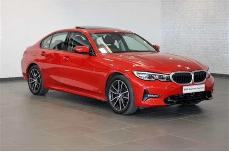 BMW 3 Series Sedan 320D SPORT LINE A/T (G20) 2019