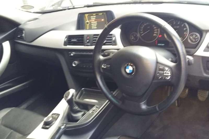 BMW 3 Series Sedan 320i 2013