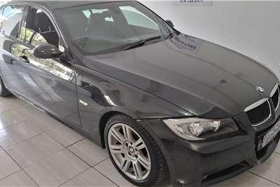 2007 BMW 3 Series sedan 320i AT (G20)