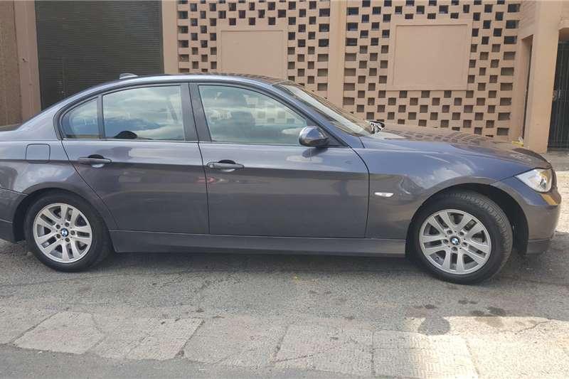 BMW 3 Series Sedan 320i AT (G20) 2009