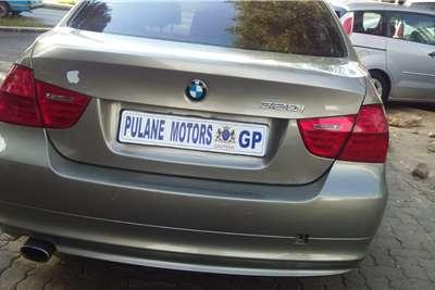 2010 BMW 3 Series sedan 320i AT (G20)