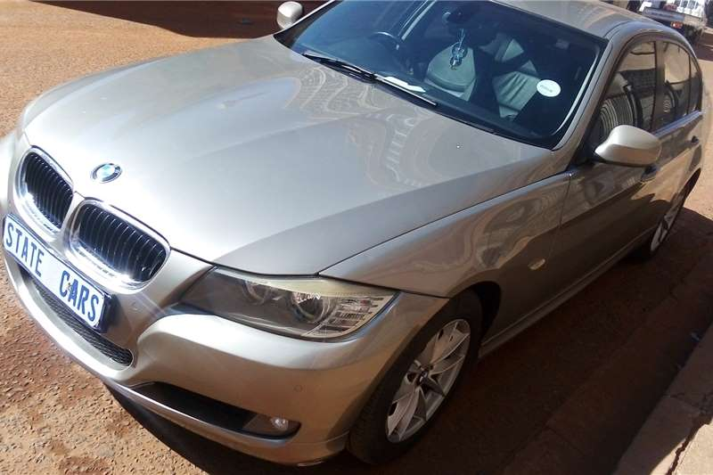 2010 BMW 3 Series sedan 320i AT (G20)