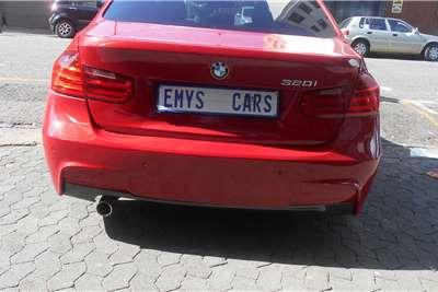 2012 BMW 3 Series sedan 320i AT (G20)