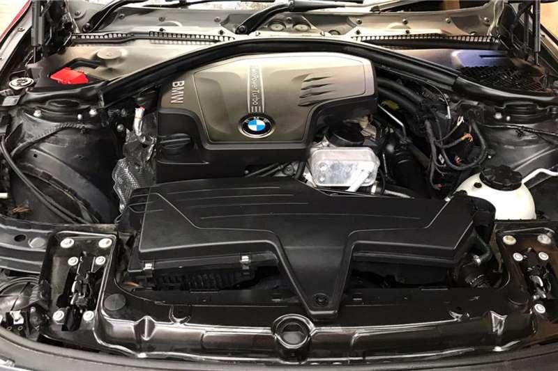 BMW 3 Series Sedan 320i AT (G20) 2012