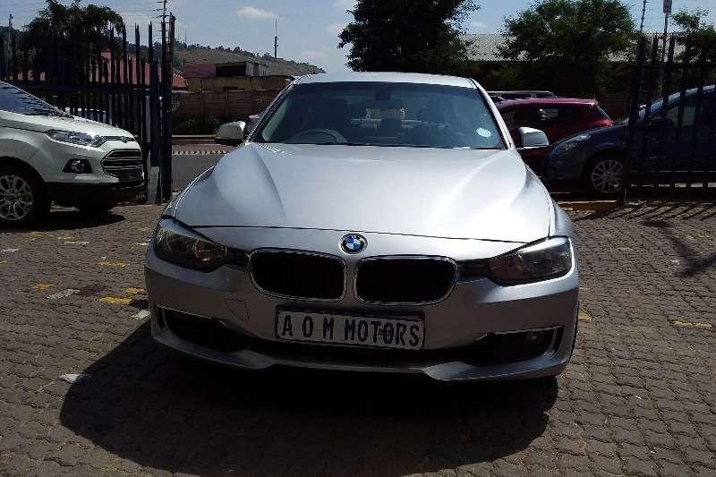 BMW 3 Series Sedan 320i AT (G20) 2013