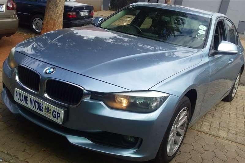 2013 BMW 3 Series sedan 320i AT (G20)