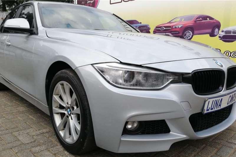 2015 BMW 3 Series sedan 320i AT (G20)