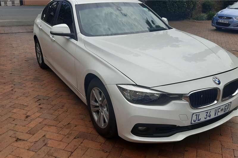 BMW 3 Series Sedan 320i AT (G20) 2016