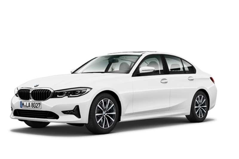 BMW 3 Series Sedan 320i AT (G20) 2019