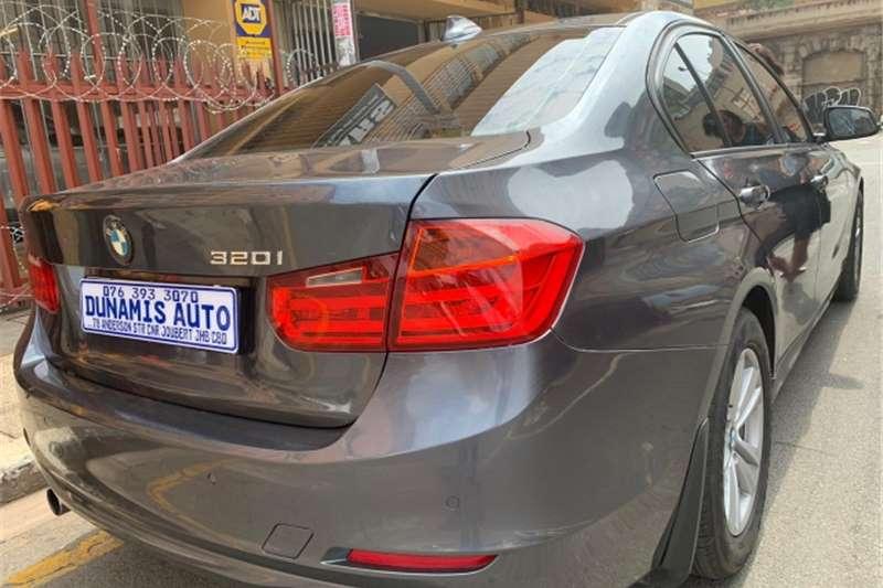 BMW 3 Series Sedan 320i f30 2012