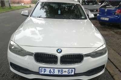 BMW 3 Series Sedan 320I F30 Auto 2016