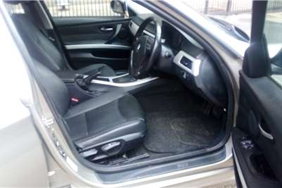 2010 BMW 3 Series sedan 320i M SPORT A/T (F30)