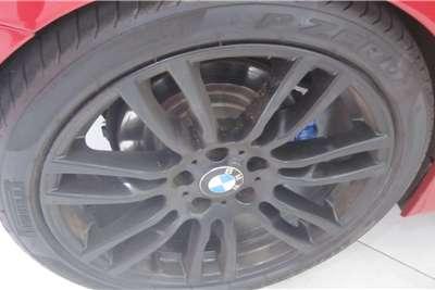 BMW 3 Series Sedan 320i M SPORT A/T (F30) 2015