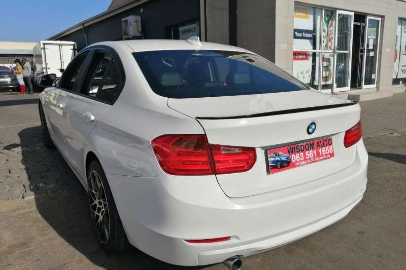 Used 2015 BMW 3 Series Sedan 320i M SPORT A/T (F30)