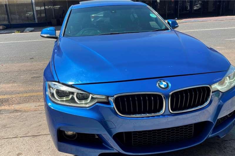 BMW 3 Series Sedan 320i M SPORT A/T (F30) 2016