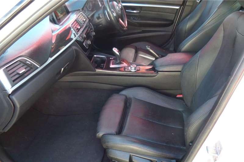 Used 2016 BMW 3 Series Sedan 320i M SPORT A/T (F30)