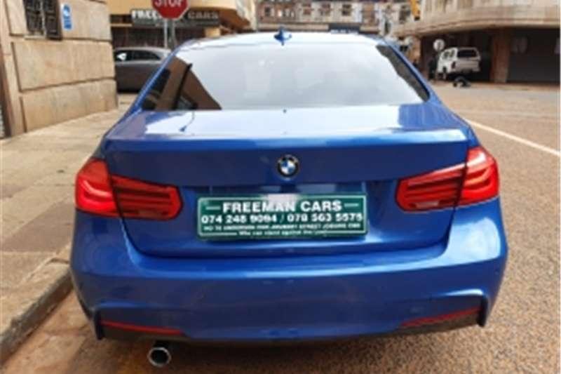 Used 2019 BMW 3 Series Sedan 320i M SPORT A/T (F30)