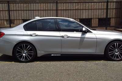 BMW 3 Series Sedan 320i M SPORT A/T (G20) 2013