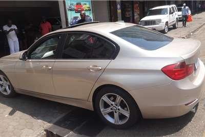 2015 BMW 3 Series sedan 320i M SPORT A/T (G20)