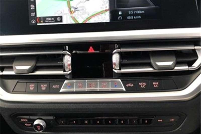 Used 2020 BMW 3 Series Sedan 320i M SPORT A/T (G20)