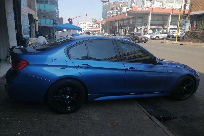 Used 2013 BMW 3 Series Sedan 320i M SPORT (F30)