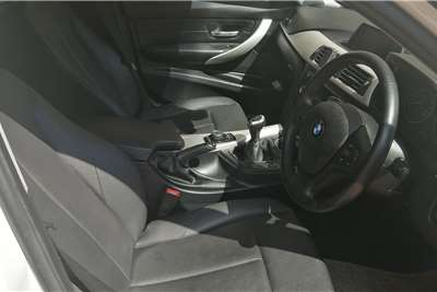 Used 2014 BMW 3 Series Sedan 320i M SPORT (F30)