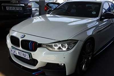 2014 BMW 3 Series sedan 320i M SPORT (F30)