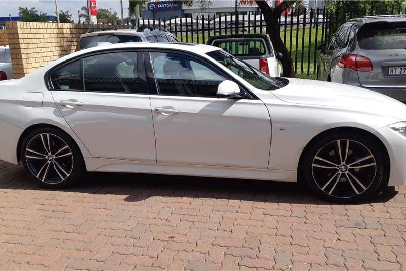 BMW 3 Series Sedan 320i M SPORT (F30) 2015