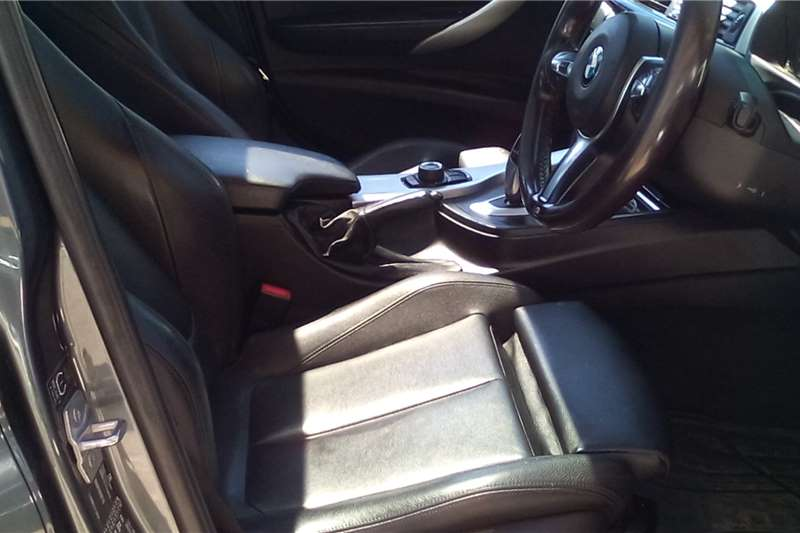 Used 2015 BMW 3 Series Sedan 320i M SPORT (F30)
