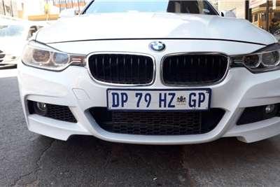 BMW 3 Series Sedan 320i M SPORT (F30) 2016