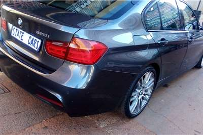 Used 2016 BMW 3 Series Sedan 320i M SPORT (F30)