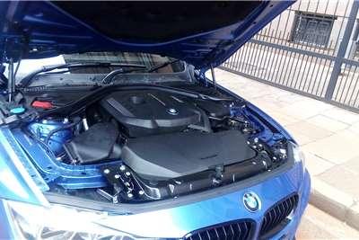 2017 BMW 3 Series sedan 320i M SPORT (F30)