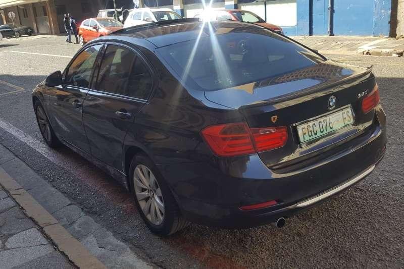 Used 2012 BMW 3 Series Sedan 320i M SPORT LAUNCH EDITION A/T (G20)