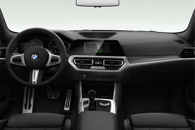 BMW 3 Series Sedan 320i M SPORT LAUNCH EDITION A/T (G20) 2019