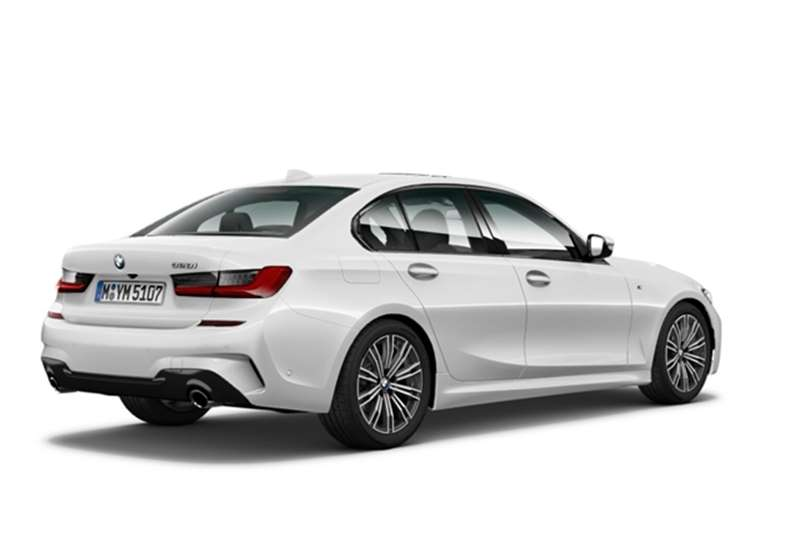BMW 3 Series sedan 320i M SPORT LAUNCH EDITION A/T (G20) 2019