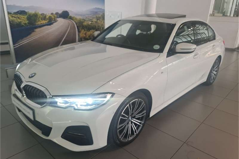 Used 2019 BMW 3 Series Sedan 320i M SPORT LAUNCH EDITION A/T (G20)