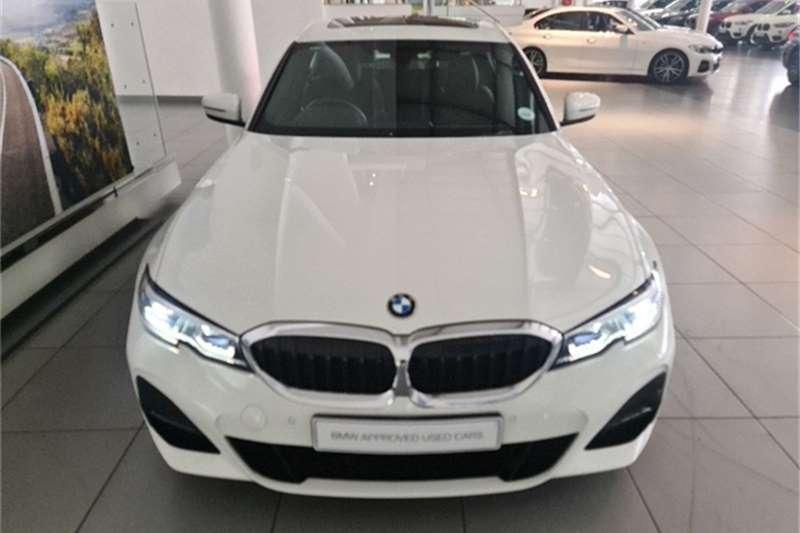 Used 2019 BMW 3 Series Sedan 320i M SPORT LAUNCH EDITION A/T (G20)