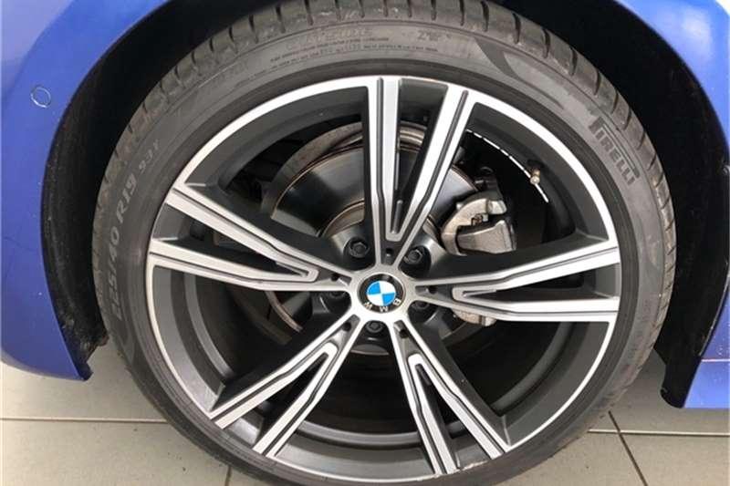 Used 2020 BMW 3 Series Sedan 320i M SPORT LAUNCH EDITION A/T (G20)