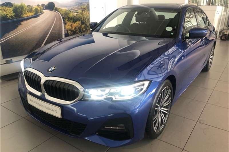 BMW 3 Series Sedan 320i M SPORT LAUNCH EDITION A/T (G20) 2020