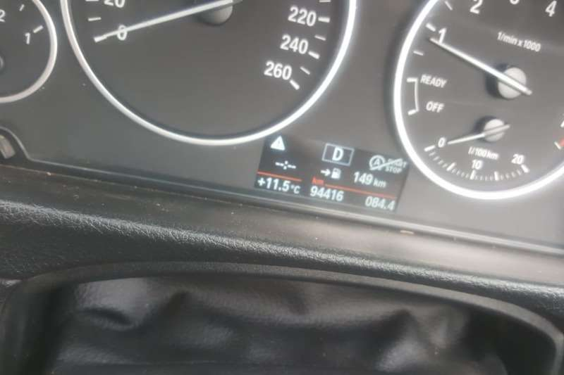 Used 2014 BMW 3 Series Sedan 320i SPORT LINE A/T (G20)