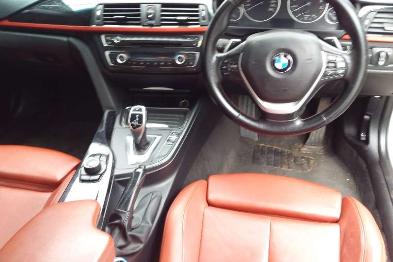 BMW 3 Series sedan 320i SPORT LINE LAUNCH EDITION A/T (G20) 2013