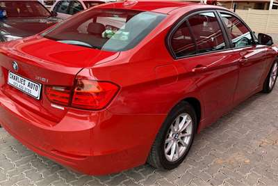 BMW 3 Series Sedan 320i SPORTLINE A/T (F30) 2013